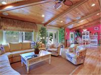 Beautiful Island Style Setting and Home. Remodeled in