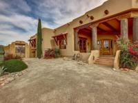 Stunning views from this Wickenburg Estate property!