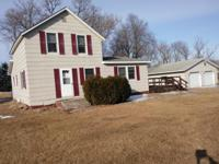 HOME IN DENT, MN FOR SALE. NICE KTCHEN WITH APPLIANCES