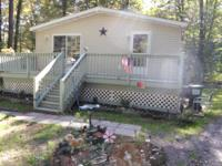 3 bedroom 2 bath home for sale in a 55 and over