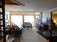 This Lakeside Penthouse unit in the heart of Schweitzer