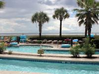 Beautifully decorated 3 bedroom gulf front condo. Each