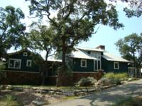The heart of this luxury 3/2.5 home on 6.6 acres is the