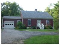 Charming 3 bedroom 2 bath cape on 1.34 private acres!