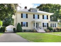 Completely renovated hip roof Colonial in top east-side