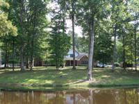 Private executive retreat situated on 11.72 wooded acre