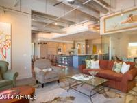 A remarkable one-of-kind downtown penthouse loft,
