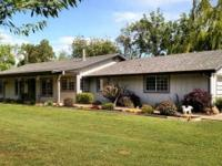 Beautiful, secluded, 7.39 acre almond ranch. Comanche
