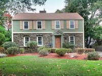 Exquisite Royal Barry Wills Colonial in a top Country
