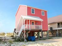GULF FRONT WELL BUILT WATERFRONT HOME! Beautiful West