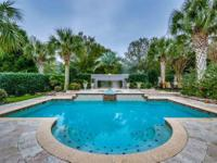 Gorgeous 3 BR, 4 BA Mediterranean Style home in the