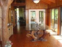 Island horse ranch; 10.5 acres, barn, lake, 3 br, 4.5