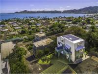 Spectacular multi-level home with panoramic Kaneohe Bay