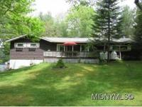 Lakefront home on pristine spring fed White Lake! This