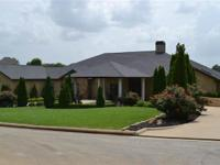 This fabulous, luxury home has over 5,000 square feet,