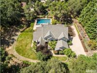Luxurious hilltop gated custom estate on 2.3 acres!