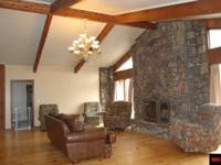151 acre ranch with 3BRM/3.5BA, large kitchen, 2 dining