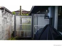 Well maintained 3 bedroom 2 bath nestled in the Ko'olau