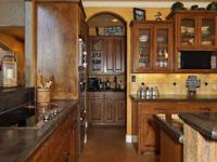 Beautiful Rock home located in the gated Silverado On