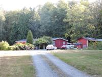 The value is in the 23 acre parcel of land. Plenty of