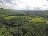 Large 230 Plus Acre Farm with House Overlooking Pond,