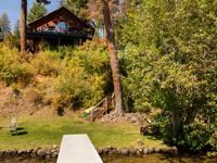 Spectacular Coeur d'Alene Lakefront Home. This cedar