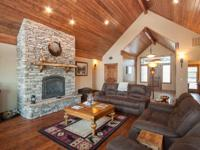 Almost 4,000 sq.ft. rancher on 1 acre. Located in