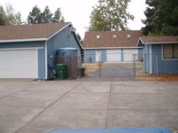 Freshly painted 3-bedroom home on over an acre with a