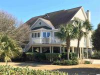 Exclusive Ocean View Tilghman Estates! This immaculate