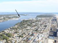 This one acre property on Grand Lagoon offers Gulf