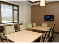 Upscale Clubhouse/Business Center, Media Room Relaxing