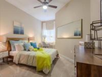 Smoke-Free Community, Extra Large Walk-In Closets,