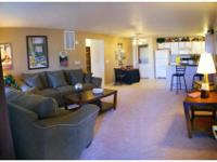 Spacious Floor Plans, 1, 2 and 3 Bedroom Homes, In-home