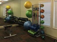 Receive Up to 1 Month FREE, Two Fitness Centers Dry