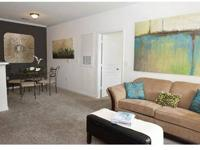 1, 2, 3 4 Bedroom Apartments Available, Close to I-77,