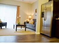 Stainless Steel Appliances in Townhomes, Granite