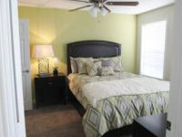 Newly Renovated Floor Plans with walk in closets, Two
