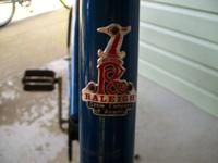 Men's Raleigh single-speed beach cruiser - $75.00,
