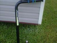3 Bike Hitch Rack with trailer receiver $100.... //