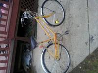 i have 3 bikes for sale all vintage 1: jcpenny bike 3