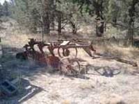 call  or  **** 3 blade plow $300.00 OBO  Location:
