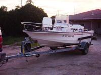 Three Boats: Sears Gamefisher 14ft fiberglass $175 &