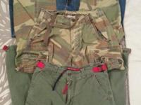 $35 for ALL or $15 each. BOY'S ABERCROMBIE PANTS Size