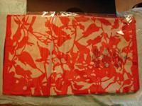 3 2009 Calvin Klein Collection Silk Scarves. 1.
