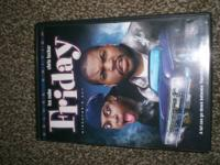 Contains : Friday with ice cube and chris tucker Tyler