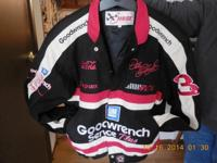 "# 3 Dale Earnhardt Sr. ""The Intimidator"". Heavy Twill"