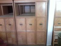 These cabinets are very universal. We've sold these to