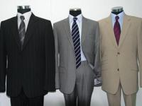 ** Home Of The Three Suit Special!!!! ** Buy One Men's