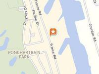 Pontchartrain Landing Storage 6201 France Road . RIGHT