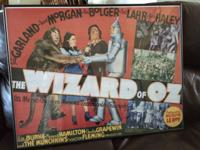 3 Framed Classic Movie Posters in excellent condition.